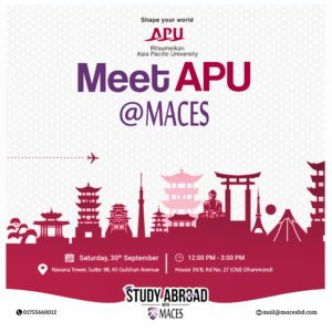 Events Study Abroad with MACES-Education Consultancy